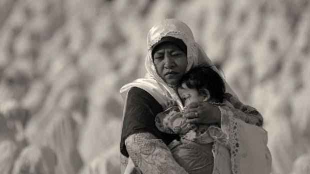 Puisi tentang almarhum ibu