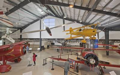 Museum of Flying Cleared for Takeoff!