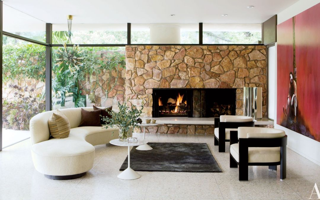 Midcentury Beverly Hills Remodel Featured in Architectural Digest