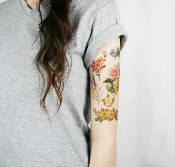 floral_temporary_tattoos
