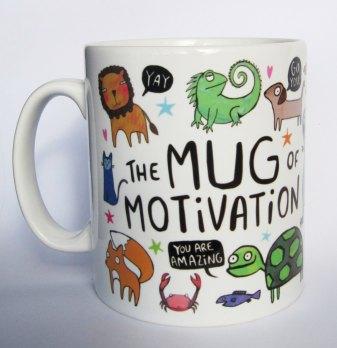 Le mug de la motivation