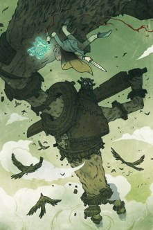 Guillaume Singelin // Wander vs Colossus