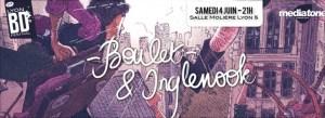 Concert dessiné boulet-et-inglenook