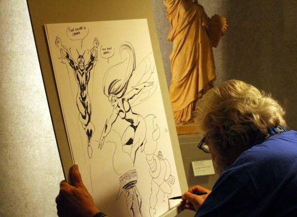 lyon-bd-festival-auteur-dessinateur-musée-beaux-arts-2
