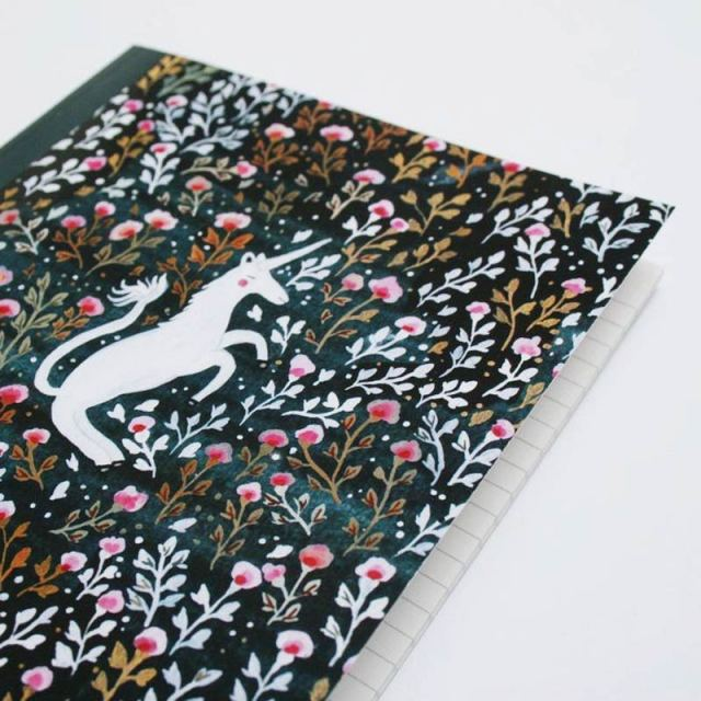cahier-licorne-notes-carnet