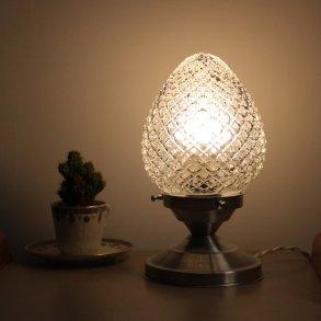 Lampe boudoir à poser