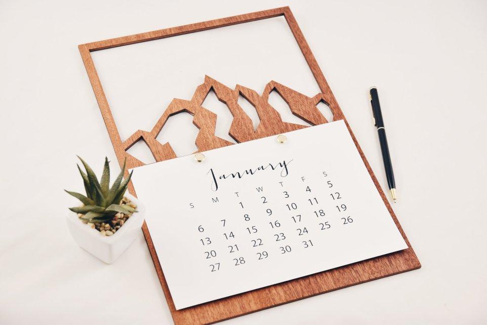 calendrier-bois