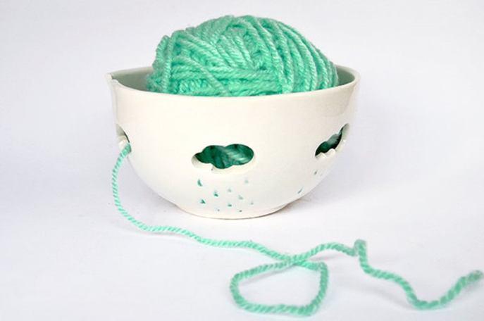 bol pelote laine