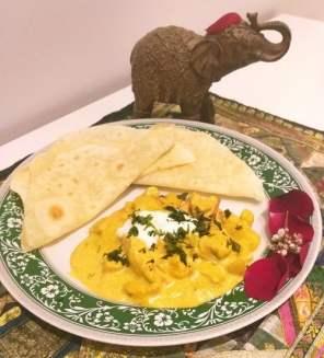 recette poulet korma classique