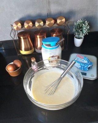 ingrédients pancake