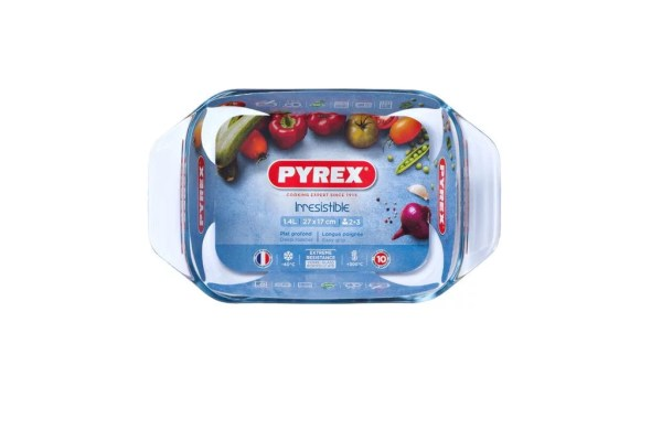Plat à four Pyrex