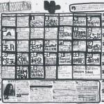 STORMY MONDAY 2014年4月スケジュール表