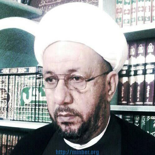 الشيخ نضال الكعبي