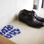材料費108円☆こどもが靴を揃えたくなる「くつのおうち」の作り方