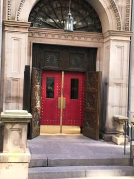 Red doors interest me too.