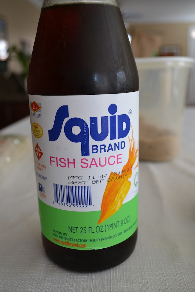 Favorite Fish Sauce