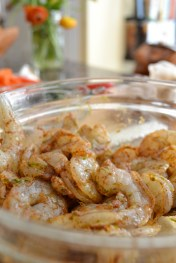 Shrimp with Spice Mixture 2
