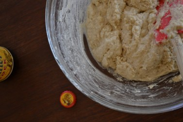 Beer Bread Dough