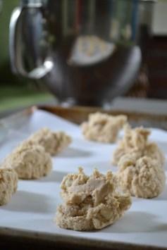 Close-up Cookie Dough