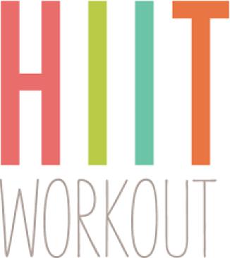 hiit, workout au top