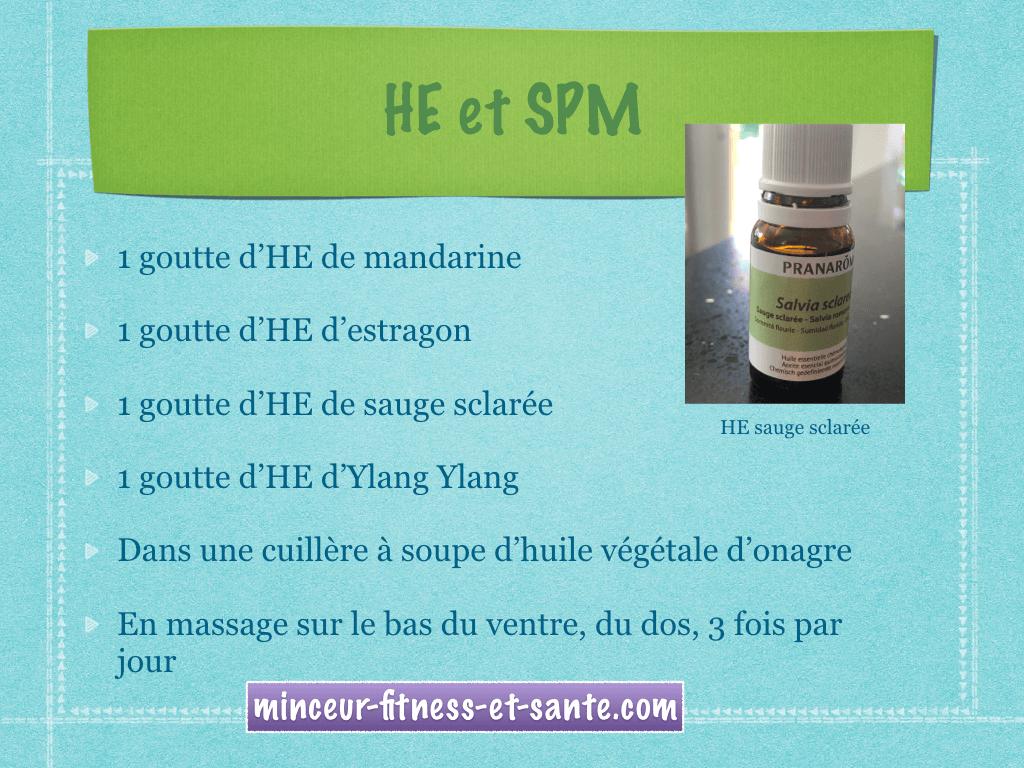 aroma pour SPM