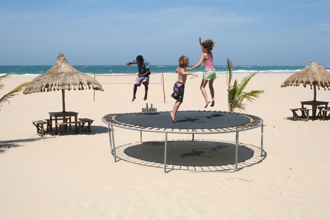 Les bienfaits du trampoline pour mincir et être en forme