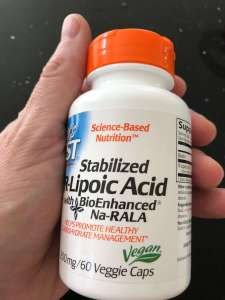 L'acide lipoïque s'intègre dans l'alimentation cétogène