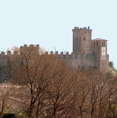 Ponti s/Mincio -  Castello scaligero
