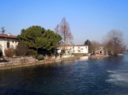 Goito-Il_fiume_Mincio di Massimo Telò
