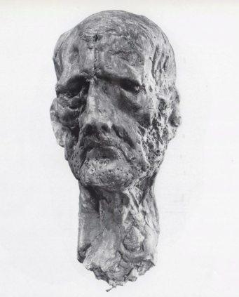 2-Franco-Fossa-Ritratto-di-A_F_-196-bronzo-32x28x22cm
