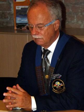 Il Governatore del Rotary Distretto 2050