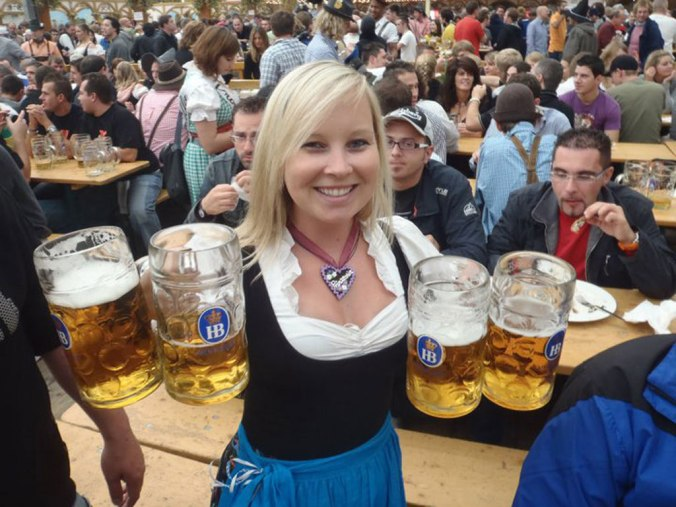 Oktoberfest Packages 2015