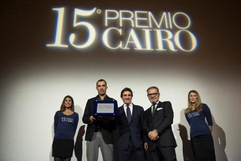 Fabio Viale - vincitore dell'edizione 12014