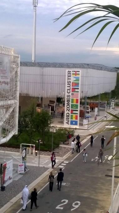 Uno scorso dell'Expo 2015