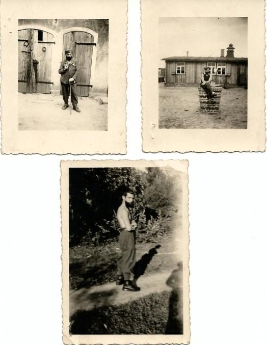 foto del prigioniero davanti alla baracca del Campo di concentramento.jpg