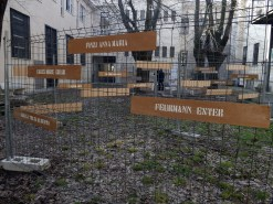 I nomi degli ebrei mantovani deportati