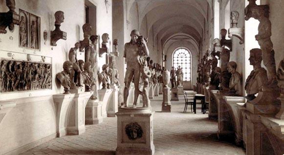 MUSEO STATUARIO DI MANTOVA copia