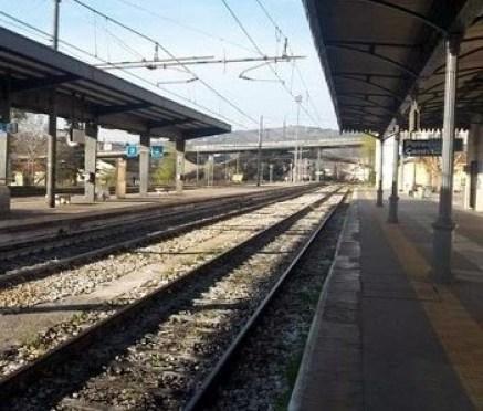 Stazione Mantova binario 1