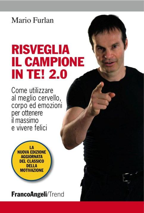 cover libro RISVEGLIA IL CAMPIONE IN TE!2.0