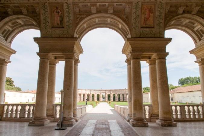 Palazzo_Te  - Loggia d'onore