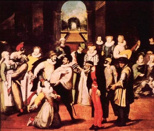 TristanoMartinelli commedia dell'arte à la cour de charles ix