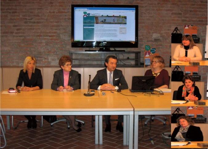 Parco del Mincio - conferenza stampa