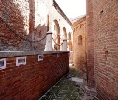 Restauri Rotonda di San Lorenzo