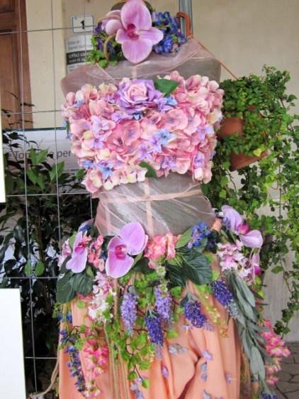 Vintage coi fiori