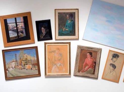 Alcuni quadri che verranno esposti alle Fruttiere del Te.jpg