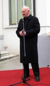 inaugurazione asilo nido - mons Caporello-vescovo emerito diocesi di Mantova