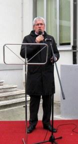 inaugurazione asilo nido - Vice questore di mantova Araldi