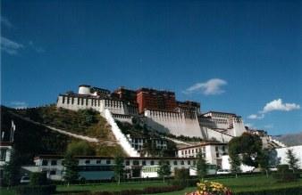 Potala residenza Dalai Lama