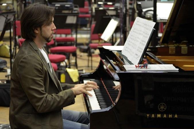 Alberto Pizzo al piano