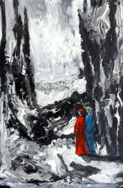 Antea Pirondini - Atmosfere del Purgatorio.1.jpg